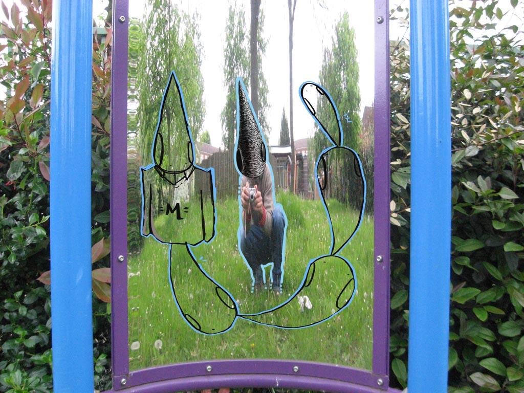 Londra Gli Specchi Da Giardino Il Girovago