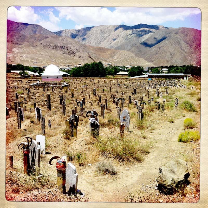 Cimitero Nokhur