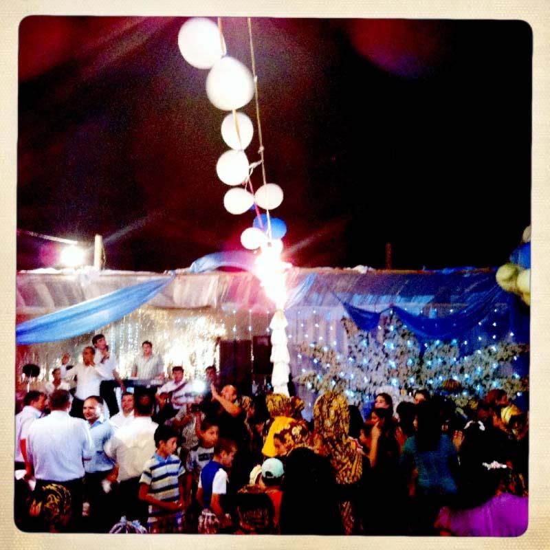 Festa turkmena