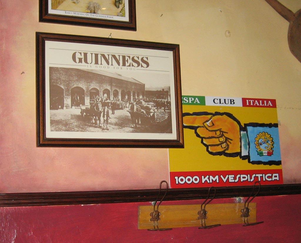 Il pub irlandese a Firenze fotografato da Sanni